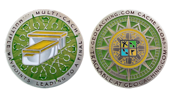 Geocatching Coin
