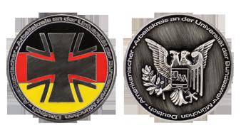Bundeswehr Challenge Coin