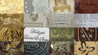 Einzigartige Münzen