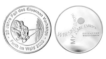 Silber Event Münze