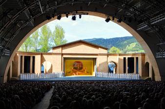 Passionsbühne Oberammergau