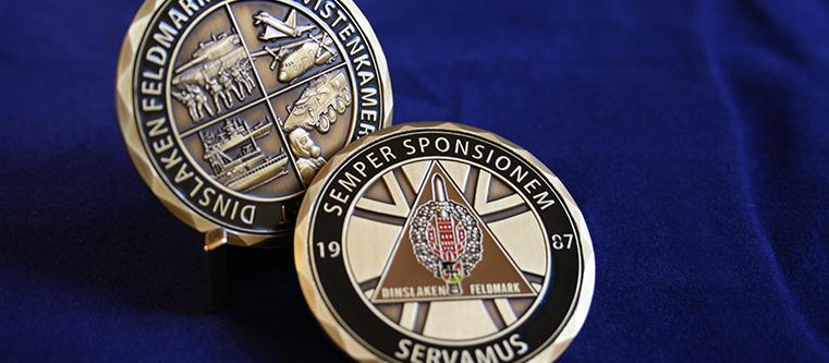 Reservisten coin