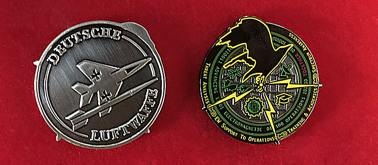 Luftwaffen Coin
