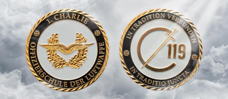 Offizierschule der Luftwaffe Coin