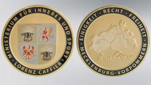 Mecklenburg Vorpommern Coin