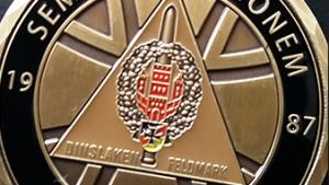 Coin Bundeswehr Reserve