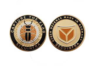 Cyber Defence Münzen