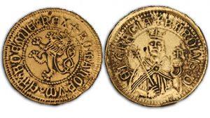 Schatzmünzen