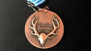 Gewinner Medaille Allgäu Man