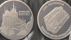 Siemens Münze