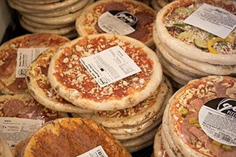 GiaPizza Tiefkühlpizzen