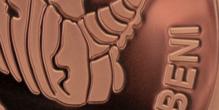 Kupfer - Polierte Platte