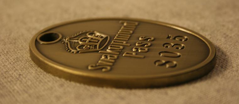 münze nachprägen lassen